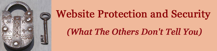 Website Protection and Security Website